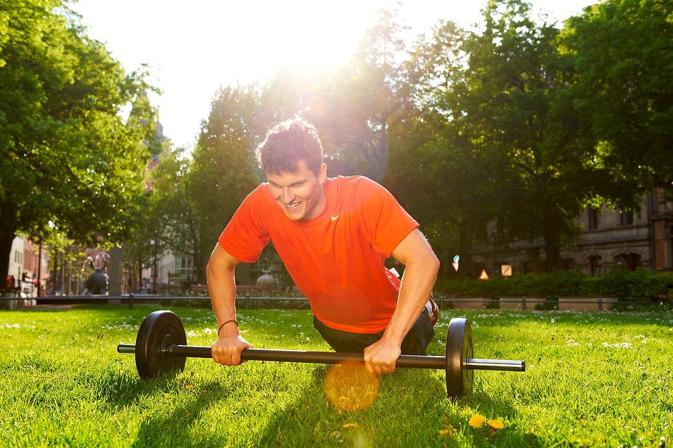 effektives Training - mit Spaß am Erfolg!