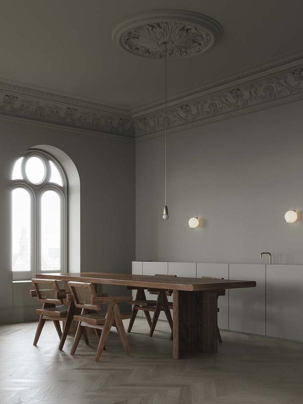 True Greige | Architectural Minimalism