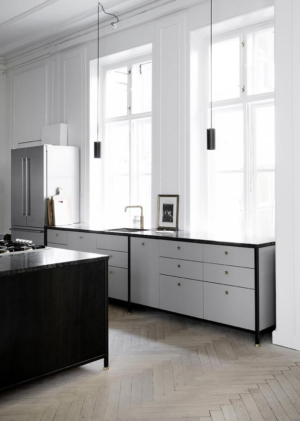 Kitchen Love by Københavns Møbelsnedkeri