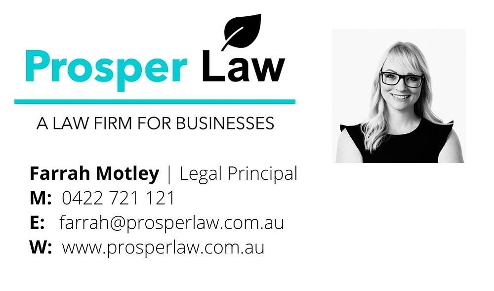 Prosper Law