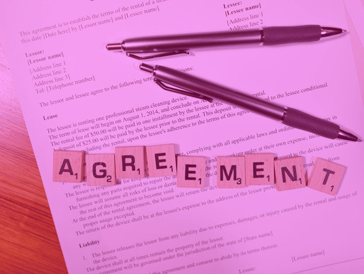 Is a Contract and an Agreement the same thing?