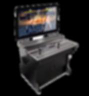 Hyper Arcade Systems Cabinet