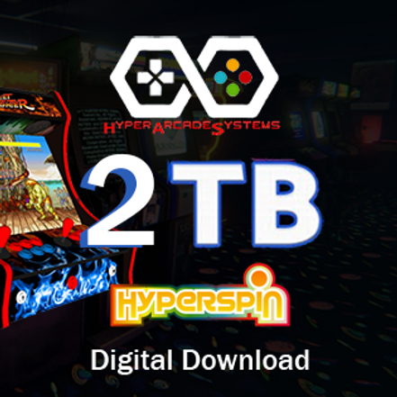 - 2TB Hyperspin FTP Cloud = $100 US
