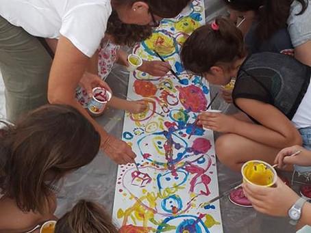 Art&English Lab | Estate dei bambini 2019 di Fiumicino