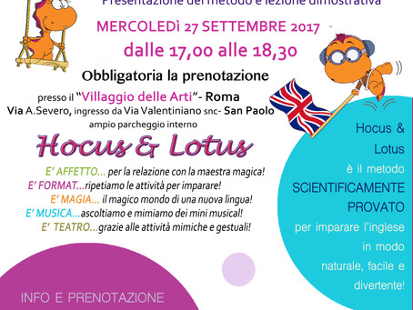 OPEN DAY | Roma