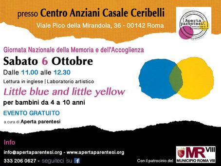 Aperta parentesi partecipa a Roma-Lampedusa in ricordo della Strage dei migranti del 3 ottobre 2013