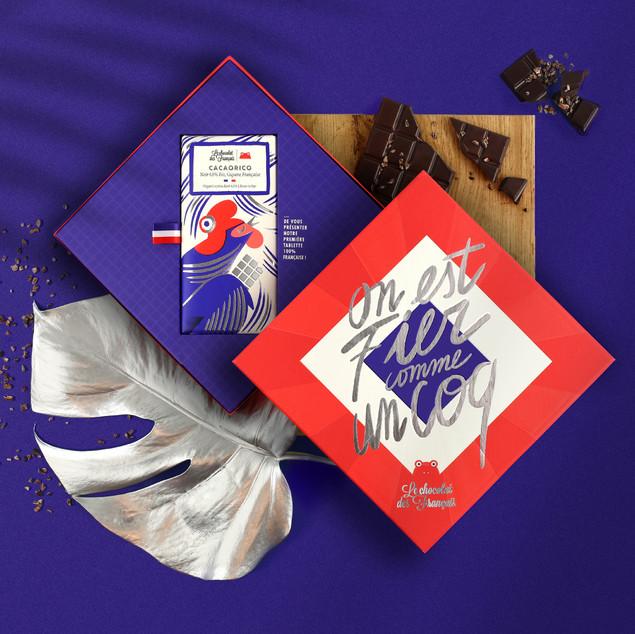 LE CHOCOLAT DES FRANCAIS