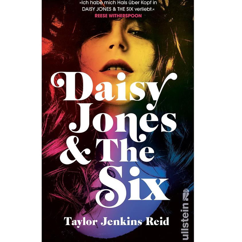 Bookclub & Friends   Daisy Jones & The Six