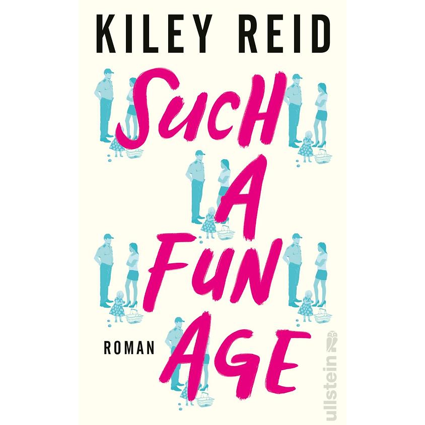 Bookclub & Friends | Such a Fun Age