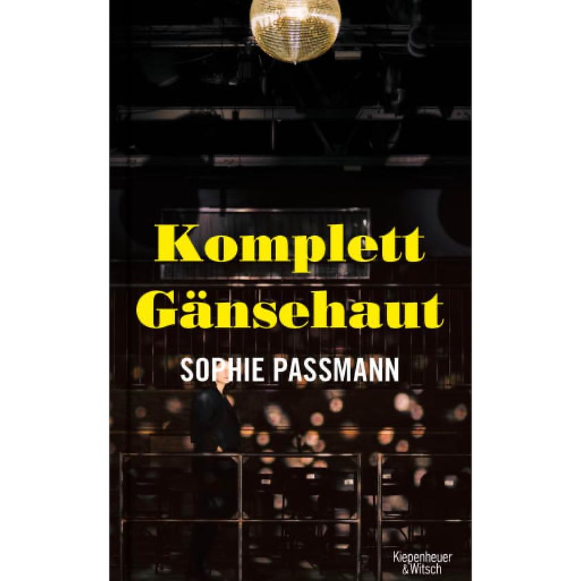 Bookclub & Friends   Komplett Gänsehaut