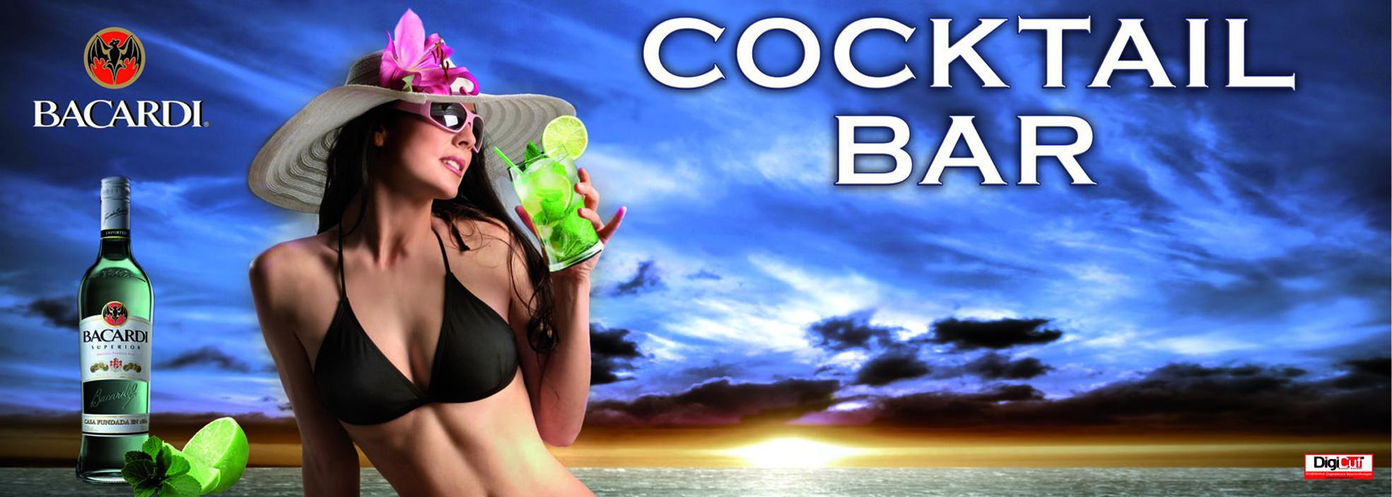 Stoff -Cocktail 250x700 cm
