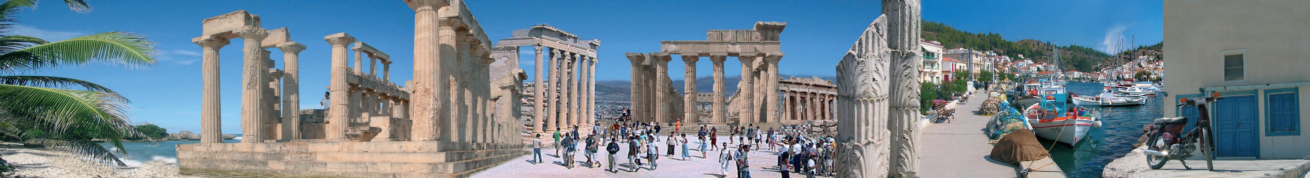 Plane Akropolis