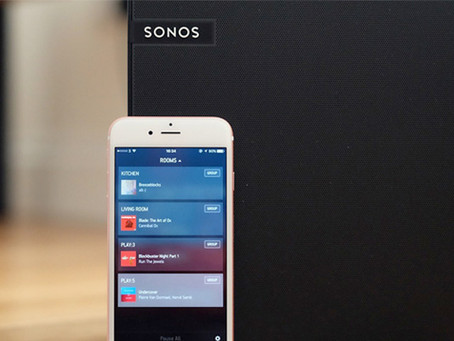 5 Reasons the New SONOS Play:5 Is the Perfect Christmas Gift