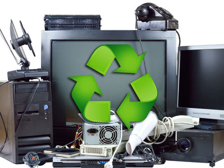 Where to Recycle Electronics in Brunswick County