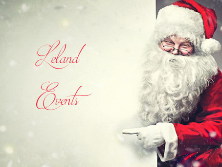 Our Favorite Christmas Events in the Leland NC Area