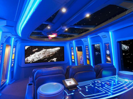 3 Star Wars Inspired Home Theaters The Empire Wishes They Had