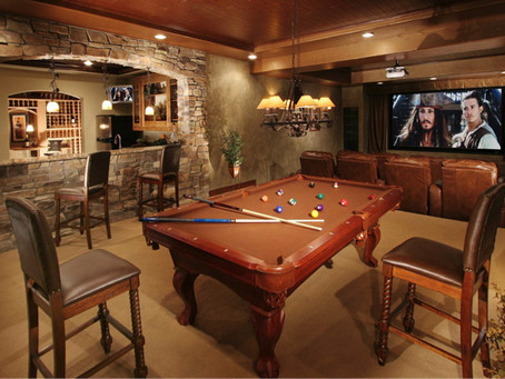10 Must-Have Features for Your Man Cave