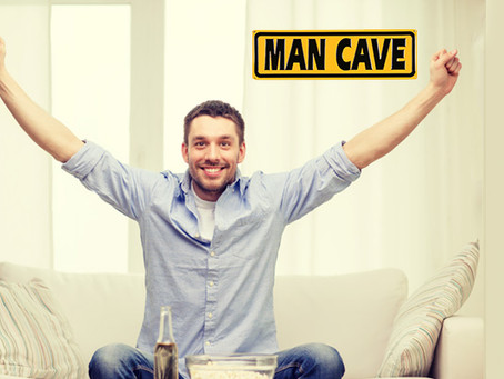 These 7 Epic Man Caves Will Blow Your Mind