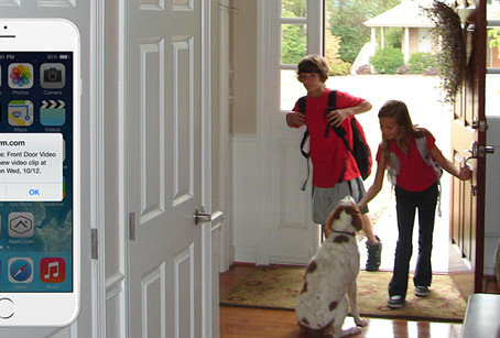Back-to-School Security Alerts Help Keep Your Kids Safe