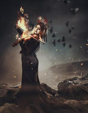Katie Forshaw Photography Portishead Bristol North Somerset Makememagical Composite fantasy photographer