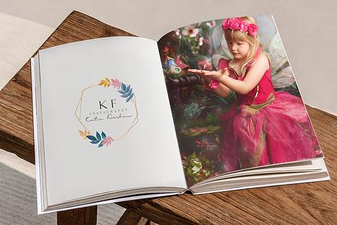 fairy photo shoot photo book bristol