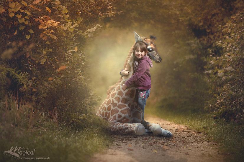 Giraffe Overlays | Giraffes |photo overlay| Photoshop Giraffes | Giraffe Pack