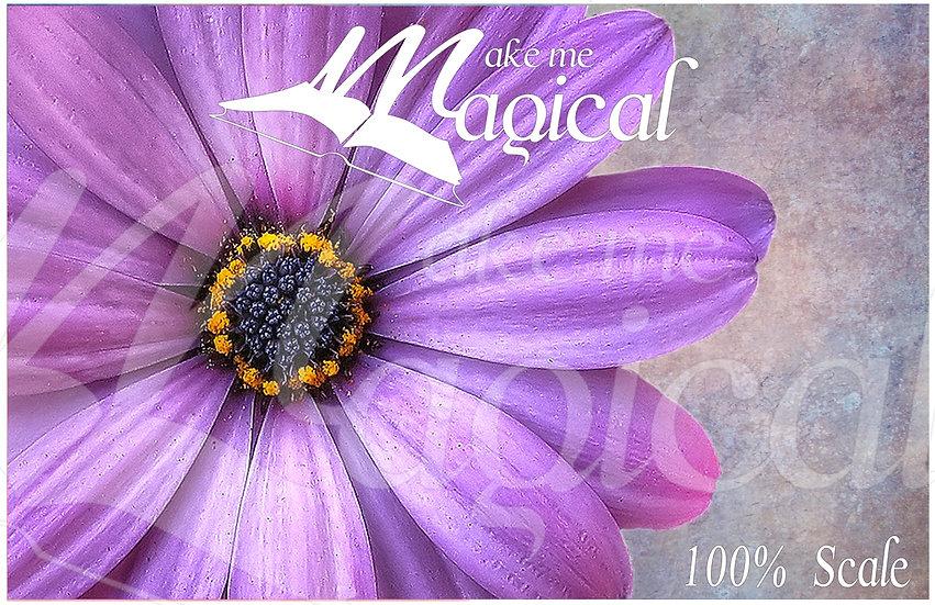 Flower Overlays | Flower Clipart | Flowers scrapbooking | Digital Flowers