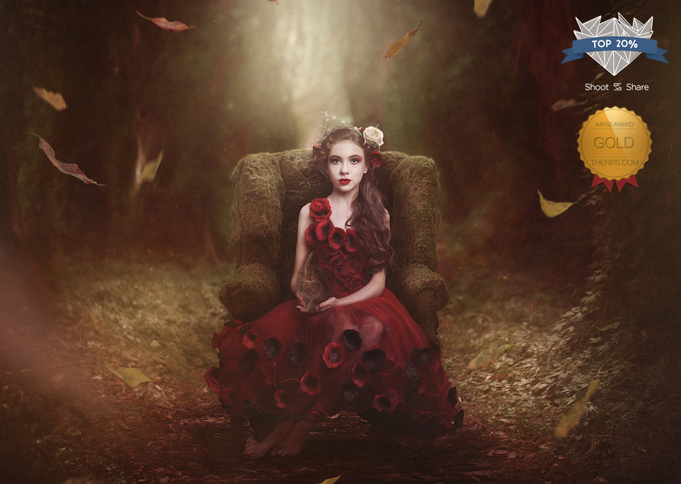 Makememagical Fantasy Photo editing by Katie Forshaw Portishead Bristol North Somerset.  Photoshop fantasy composite editing portfolio.