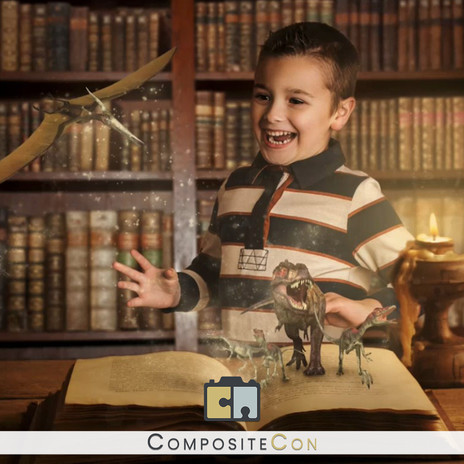 compositecon photoshop video tutorial subscription