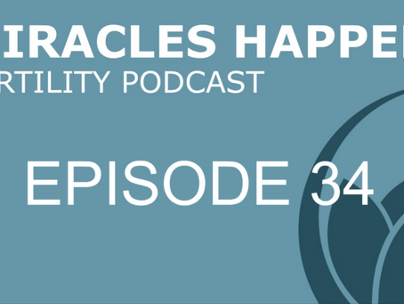 Interview On Miracles Happen Fertility Podcast