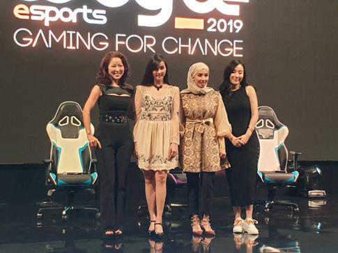 ID Bytes - eSports - Jakarta 2019
