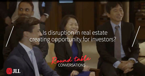 JLL Thought Leadership Roundtable - 2019 - In collaboration with the Financial Times
