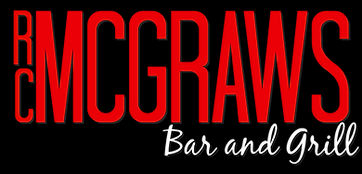 RC McGraws Bar and Grill, Manhattan Kansas, Logo Live Music Stage