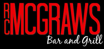 RC McGraws Bar and Grill, Manhattan Kansas, Logo Live Music Stage