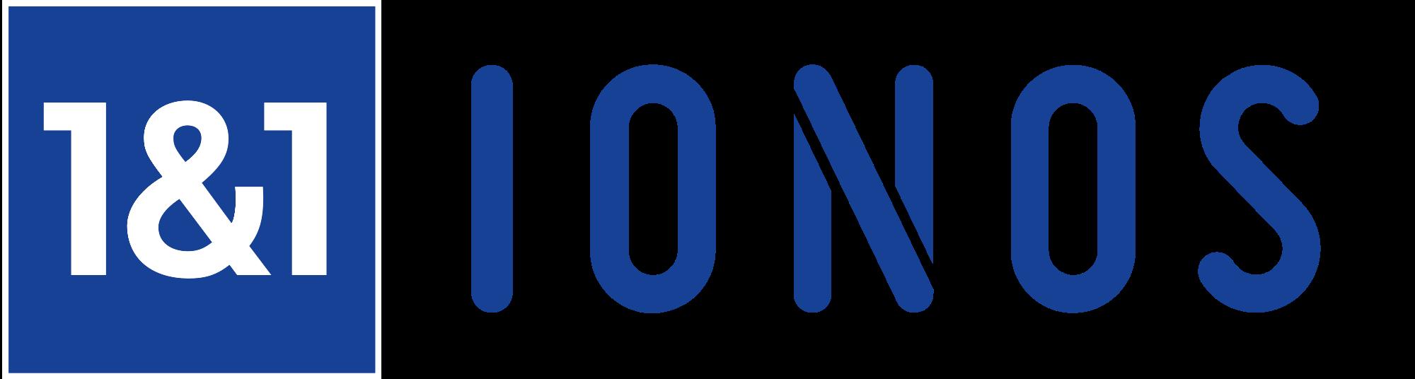 1und1 Ionos Logo