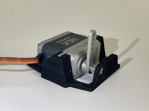 2 Stk. Servorahmen D-Power REX-6330SG