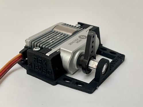 2 Stk. Servorahmen D-Power REX 4180SG