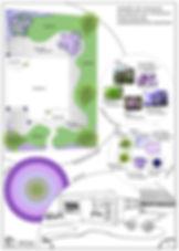 Landscape architecture. Garden design. diseño de jardines. Conica studio. Mediterranean Garden. jardín mediterraneo.