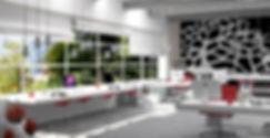 Diseño espacio de trabajo. Work Space Design. Conica Studio.