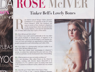 Healthy Living_Rose McIver