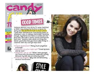 Vanessa Marano_Candy Magazine