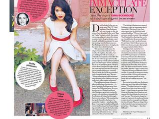 Splash Magazine Gina Rodriguez