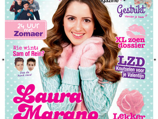 Meiden Magazine_Laura Marano