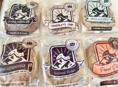 Product Review: Pacific Northwest Cookie Company