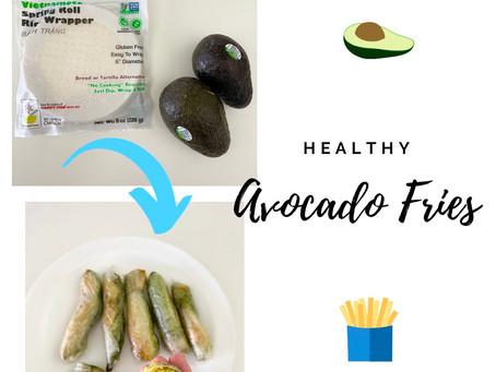 Healthy Avocado Fries