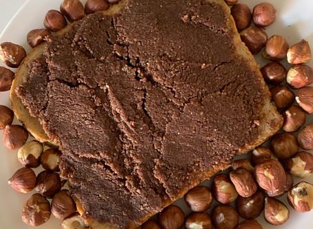 Healthy Homemade Nutella