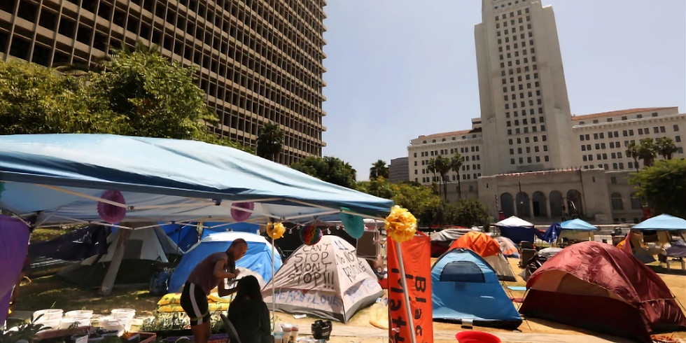A Panel Discussion with Los Angeles Homeless Service Providers