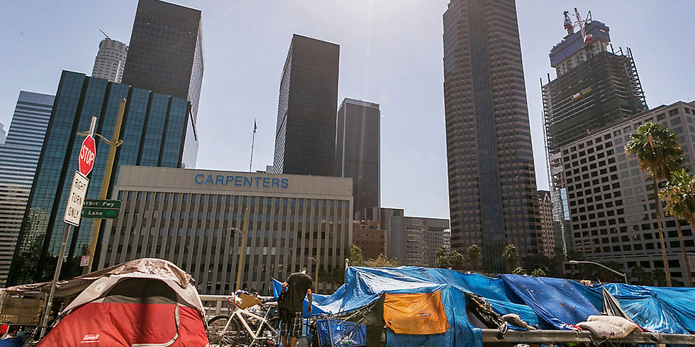 Past Event - THE LA ALLIANCE FOR HUMAN RIGHTS  -    Lawsuit Against the City and County of  Los Angeles