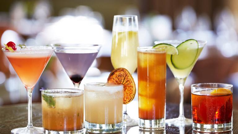 Past Event - Cocktails & Conversations