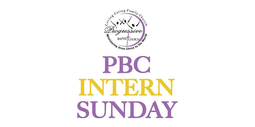 Intern Sunday